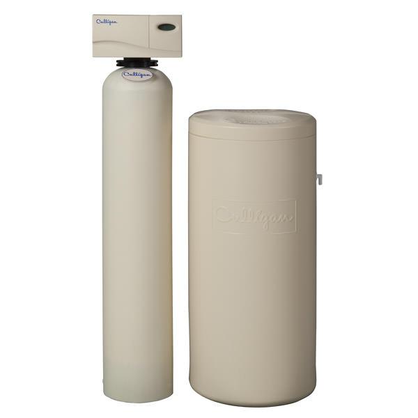 culligan water filter system salt based softener